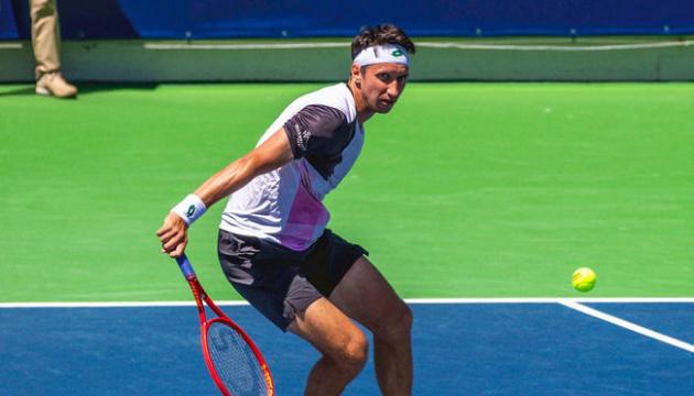 Стаховський програв у другому колі турніру ATP серії Challenger в Нур-Султані