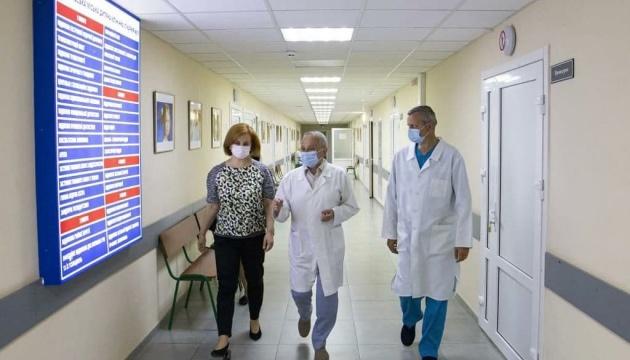 Лікарні Києва готують до третьої хвилі пандемії - можуть розгорнути 5,5 тисячі COVID-ліжок
