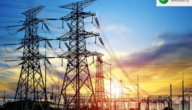 Чернігівська ТЕЦ відновила виробництво електроенергії