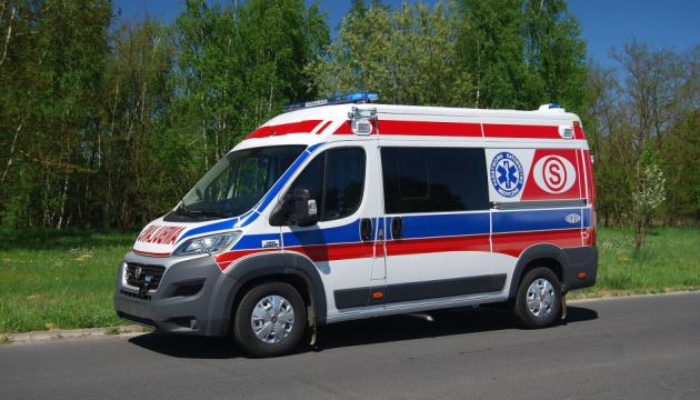 В Польше погиб украинец, на которого упала десятитонная труба