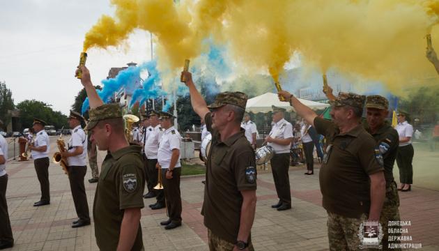 У Торецьку відзначають день визволення від російської окупації