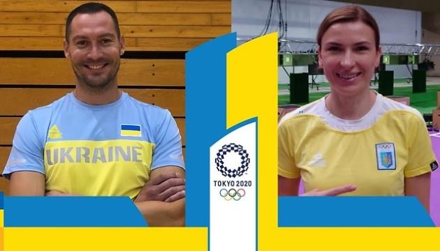 Костевич і Нікішин стануть прапороносцями України на відкритті Олімпіади в Токіо