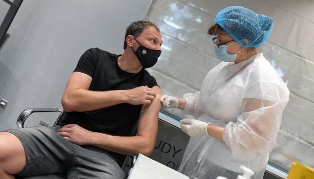 Футбольний клуб «Шахтар» вакцинувався від COVID-19
