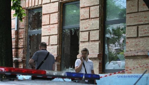 У середмісті Дніпра стався вибух