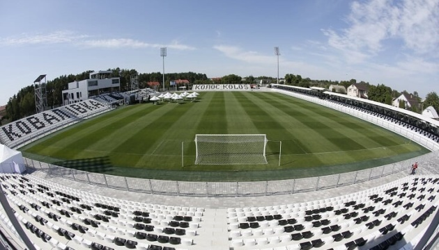 Украина U-21 сыграет против Армении в отборе на Евро-2023 в Ковалевке