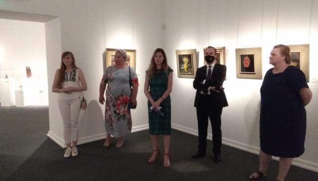 Джапаров запустила украиноязычный справочник экспонатов Музея наивного искусства в Загребе