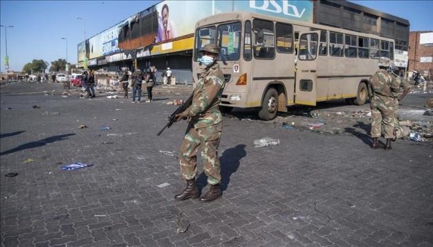 На протестах через ув'язнення експрезидента ПАР загинули понад 270 людей