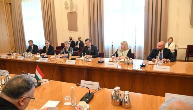 Кулеба - о Nord Stream 2: Украина хочет более сильных формулировок в соглашении США и Германии
