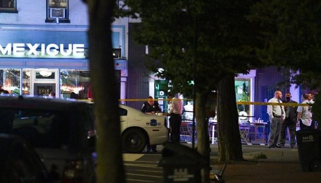 Недалеко от Белого дома в Вашингтоне произошла стрельба