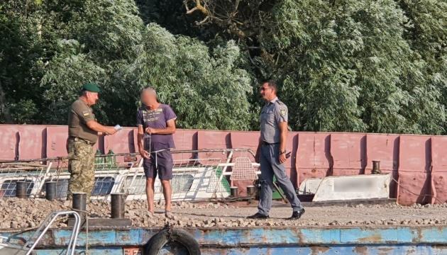 Romanian ship violates Ukraine's border as crew mixes up two Danube mouths