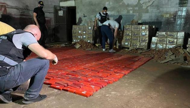 В Украине перекрыли канал контрабанды наркотиков и изъяли героина на ₴1 миллиард