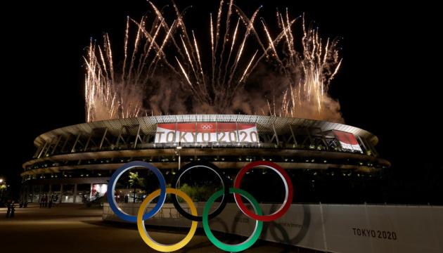 В Токио прошла церемония открытия XXXII летних Олимпийских игр