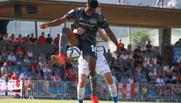«Динамо» сыграло вничью с немецким «Унионом» на сборе в Австрии