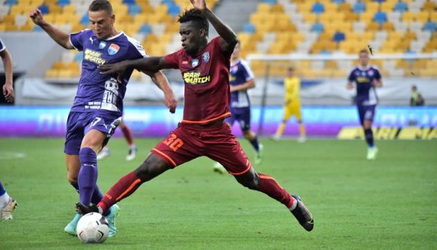 «Львов» и «Мариуполь» поделили очки в матче І тура футбольной Премьер-лиги Украины