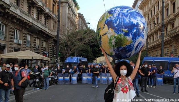 Країни G-20 не домовилися щодо двох кліматичних цілей