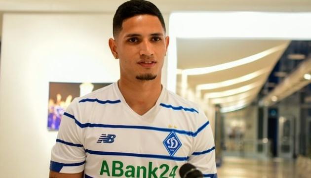 El Dynamo ficha al venezolano Eric Ramírez