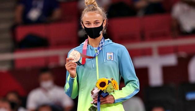Токіо-2020. День 1. Є перша медаль України, Білодід виборола «бронзу»