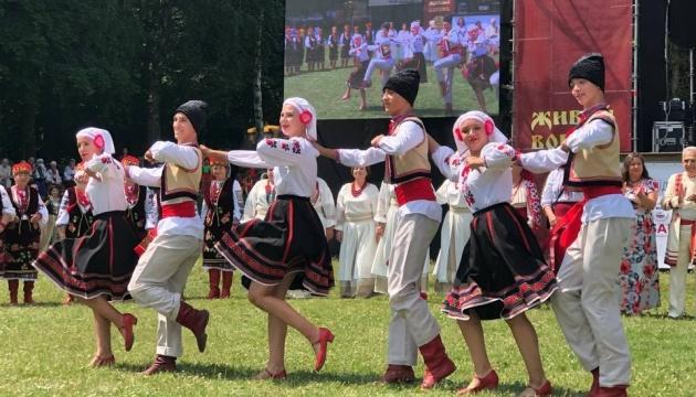 На Вінниччині стартував етнофестиваль звичаєвої культури «Живий вогонь»