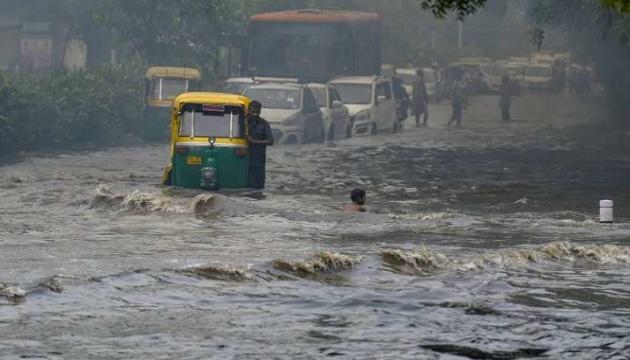 Індію заливають найпотужніші за останні 40 років дощі