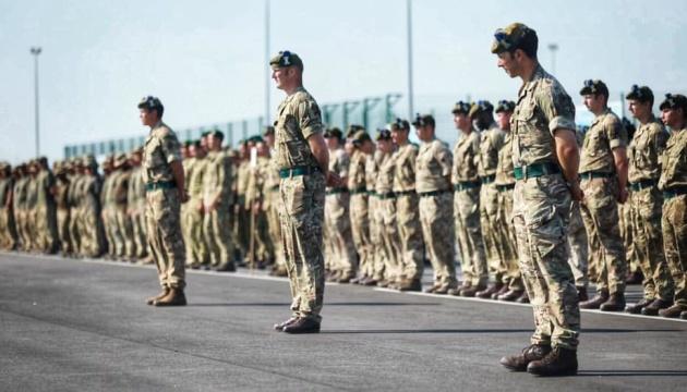 Завершилися перші українсько-британські військові навчання CossackMace