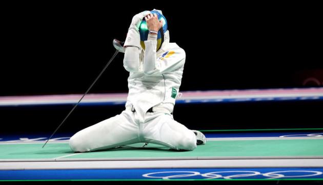 Шпажист Рейзлін боротиметься за «бронзу» Олімпійських ігор у Токіо