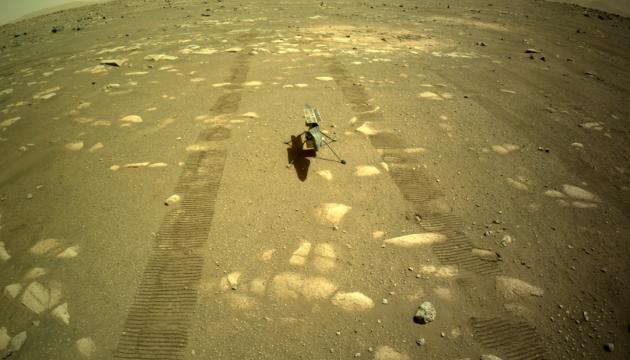 Гелікоптер NASA здійснив політ над Марсом на рекордній висоті