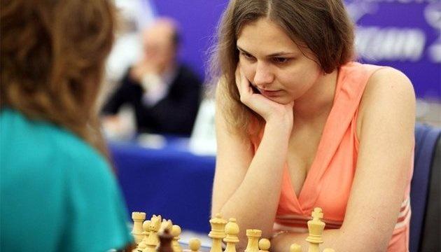 Шахматы: надежды Украины на Кубке мира связаны с Анной Музычук