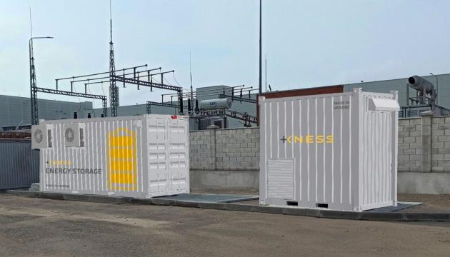 У Вінниці встановлять перший вітчизняний накопичувач енергії