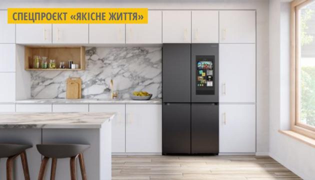 Samsung випустить холодильник, який замовляє продукти