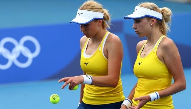 Сестри Кіченок у чвертьфіналі завершили виступ на тенісному турнірі Олімпіади-2020