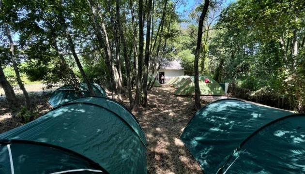 На Херсонщині загони активного відпочинку для дітей поєднали дві локації