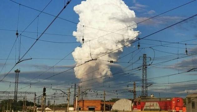 В России взорвался и загорелся магистральный газопровод «Газпрома»