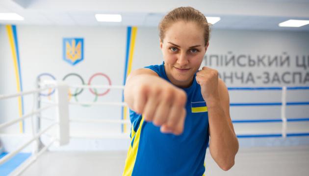 Лисенко вийшла до чвертьфіналу боксерського турніру Олімпіади-2020