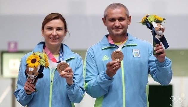 Костевич прокоментувала свій медальний виступ у стрільбі