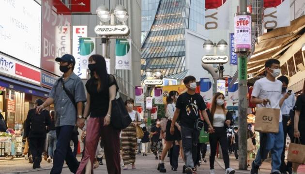 В «олімпійському» Токіо – знову рекордна кількість нових COVID-випадків
