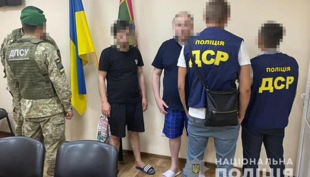 На кордоні з Росією затримали «злодія у законі» з санкційного списку РНБО
