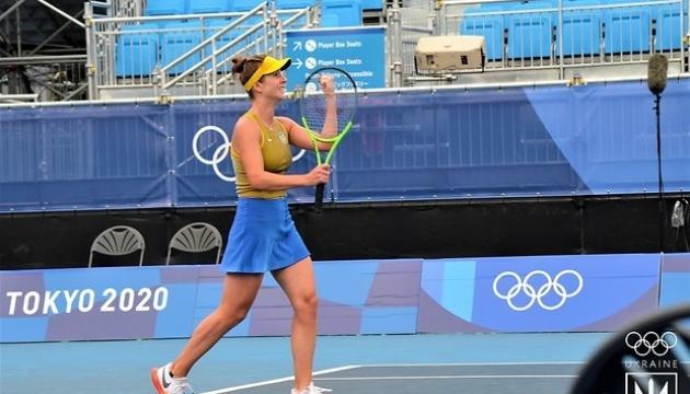 Теннисистка Свитолина: Важно восстановиться к четвертьфиналу Олимпиады