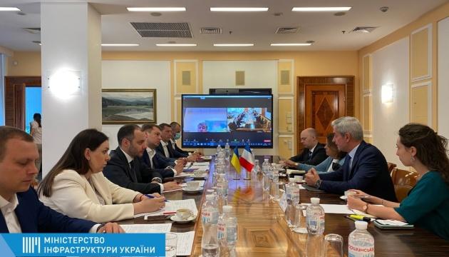 В Украине ожидают от сотрудничества с Alstom локализации производства на уровне 35%