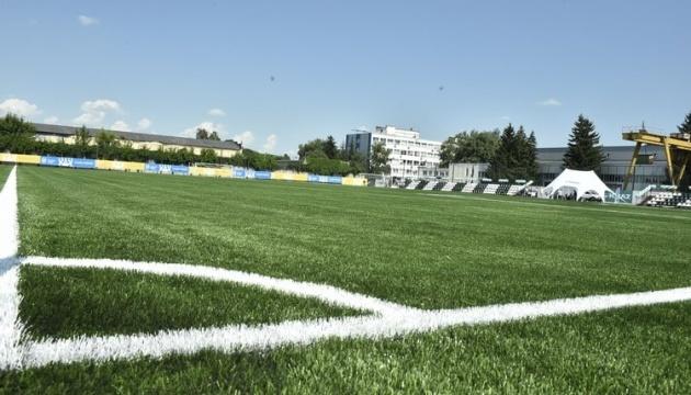 У Полтаві відкрили стадіон спорткомплексу ФК «Ворскла»
