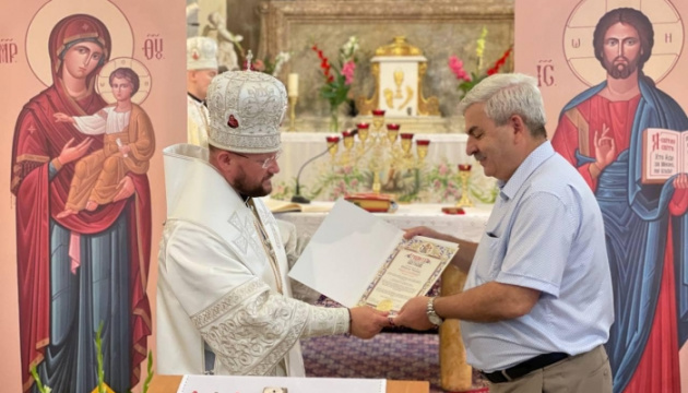 Представник УГКЦ обговорив з послом України участь громади у заходах з нагоди візиту Папи до Словаччини
