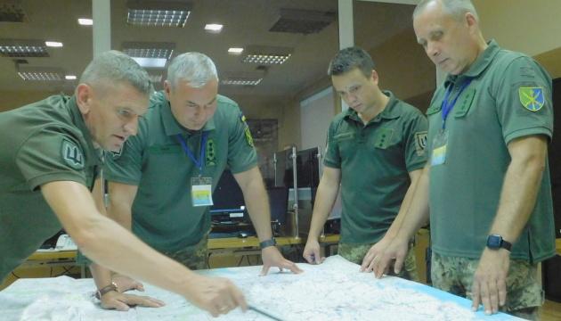 Військові навчання з представниками 15 країн-членів НАТО пройдуть в Україні у вересні