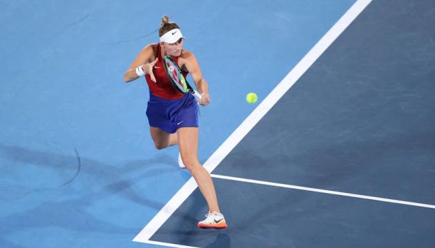 42-а «ракетка» світу стала суперницею Світоліної в 1/2 фіналу тенісного турніру Ігор-2020