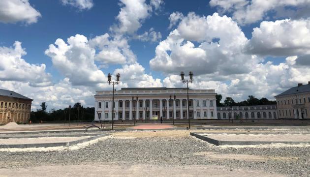 Палац Потоцьких у Тульчині готують до включення у «Велику реставрацію»