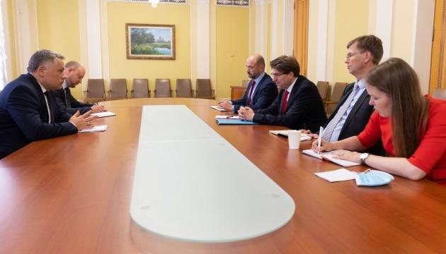 Германия заверила в готовности к консультациям по Nord Stream 2 - Офис Президента