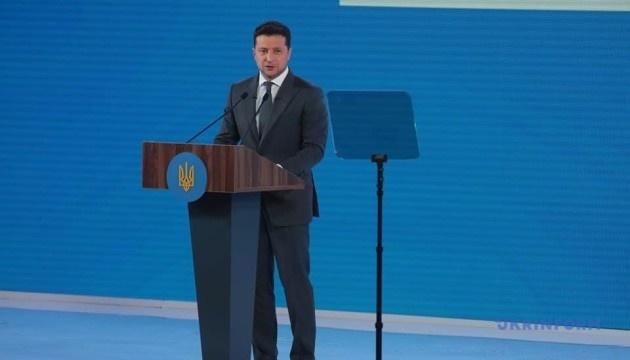 Зеленский заявил, что не имеет ни права, ни желания вмешиваться в кадровые решения НБУ