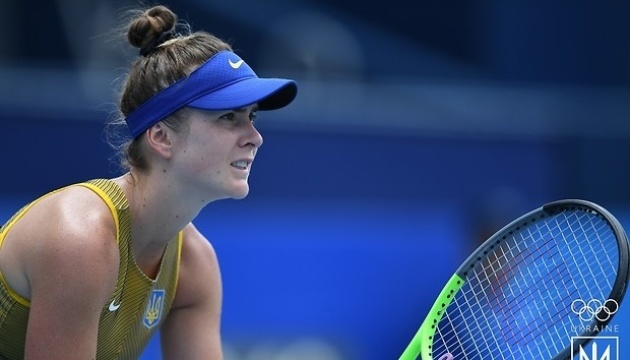 Теннисистка Свитолина: Я знакома со стилем Вондроушовой