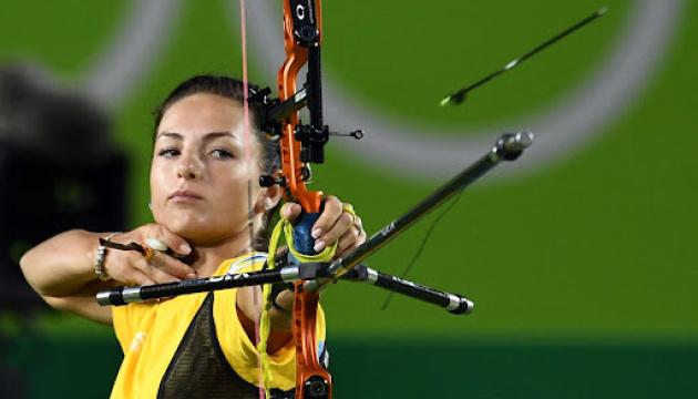 Лучница Вероника Марченко победила чемпионку мира в 1/32 финала Олимпиады-2020