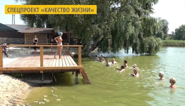 Как развлекаются люди почтенного возраста: на Черкасчине действует лагерь для пенсионеров