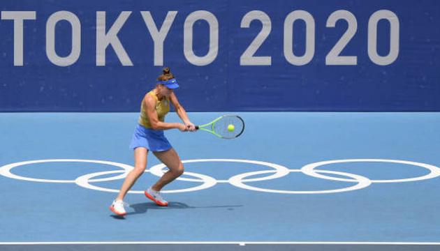 Теніс: Світоліна зіграє півфінал Олімпіади-2020 у четвер о 12:00