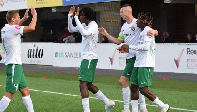 «Ворскла» сьогодні приймає фінський КуПС у Лізі конференцій УЄФА